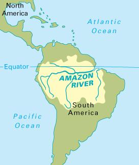 Mbc geography explain natural landscapes the amazon rainforest also known as amazonia is one of the worlds greatest natural resources because its vegetation continuously recycles carbon dioxide gumiabroncs Choice Image